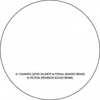 The xx Fiction (Pearson Sound Remix) Artwork