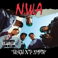 N.W.A. Straight Outta Compton Artwork