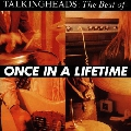 Talking Heads Once In A Lifetime Artwork