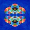 Coldplay A L I E N S Artwork