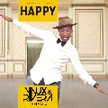Pharrell Williams Happy (Vaux & Rivera Remix) Artwork