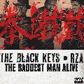 The Black Keys The Baddest Man Alive (Ft. RZA of Wu-Tang Clan) Artwork