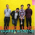 Robin Thicke Blurred Lines (Vampire Weekend Cover) Artwork