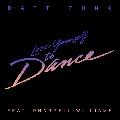 Daft Punk Lose Yourself To Dance (Ft. Pharrell Williams) Artwork