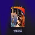 Jadu Heart & Mura Masa U Never Call Me Artwork