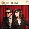 She & Him The Christmas Waltz Artwork