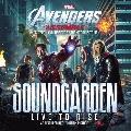 Soundgarden Live To Rise Artwork