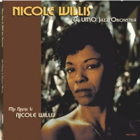 Nicole Willis & UMO Jazz Orchestra Still Got a Way to Fall Artwork