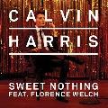 Calvin Harris & Florence Welch Sweet Nothing (Diplo Remix) Artwork