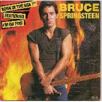 Bruce Springsteen - I'm On Fire