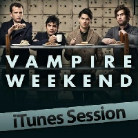 Vampire Weekend - Holiday (iTunes Session)