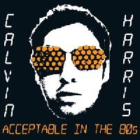 Calvin Harris Acceptable in the 80s Artwork