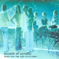 Boards of Canada Aquarius Artwork