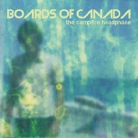 Boards of Canada Peacock Tail Artwork