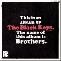 The Black Keys Howlin' For You Artwork