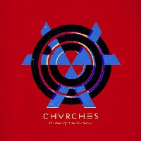 CHVRCHES Science/Visions Artwork