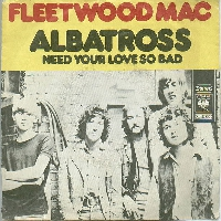 Fleetwood Mac Albatross Artwork
