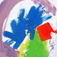 Alt-J Nara Artwork