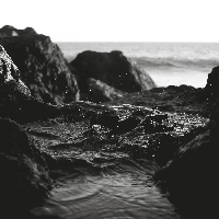 Baths Ocean Death Artwork