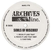 Souls of Mischief - Cab Fare
