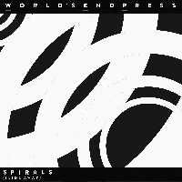 World's End Press Spirals (Slide Away) Artwork