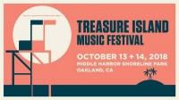 Treasure Island Music Festival 2018:  The Return