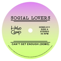 Social Lovers - Can't Get Enough