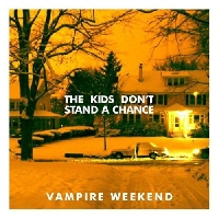Vampire Weekend The Kids Don't Stand A Chance (Miike Snow Remix) Artwork