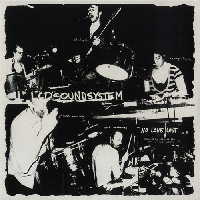 Joy Division No Love Lost (LCD Soundsystem Cover) Artwork