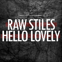 Raw Stiles The Red Artwork