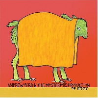 Andrew Bird Fake Palindromes Artwork