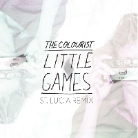 The Colourist Little Games (St. Lucia Remix) Artwork