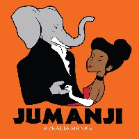 Azealia Banks Jumanji Artwork