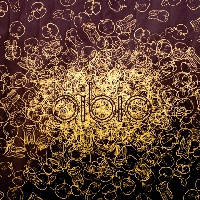 Bibio The Apple And The Tooth Artwork