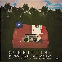Blu & Bombay Summertime Artwork