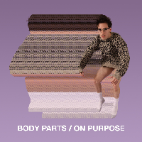 Body Parts Doing Things Artwork