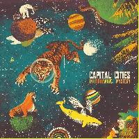 Capital Cities Safe And Sound (RAC Mix) Artwork
