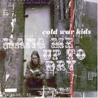 Cold War Kids Hang Me Up to Dry Artwork