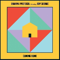 Dharma Protocol Ft. Boy George Coming Home (Psychemagik Remix) Artwork
