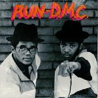 Run DMC Rock Box Artwork