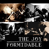 The Joy Formidable End Tapes Artwork