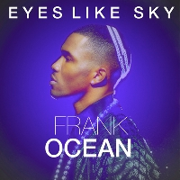 Frank Ocean Eyes Like Sky Artwork