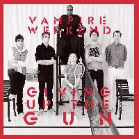 Vampire Weekend Giving Up The Gun Artwork
