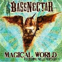 Bassnectar Magical World (Ft. Nelly Furtado) Artwork