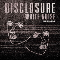 Disclosure White Noise (Hudson Mohawke Remix) Artwork