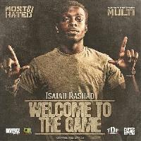 Isaiah Rashad Shot U Down Remix (Ft. Jay Rock & ScHoolboy Q) Artwork