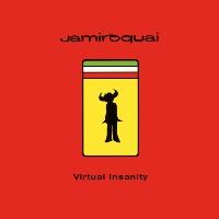 Jamiroquai Virtual Insanity Artwork
