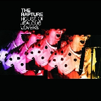The Rapture House of Jealous Lovers Artwork