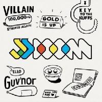 JJ Doom Rhymin Slang Artwork