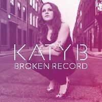 Katy B Broken Record (Jacques Greene Remix) Artwork
